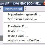Conosci il tuo IP: Send IP